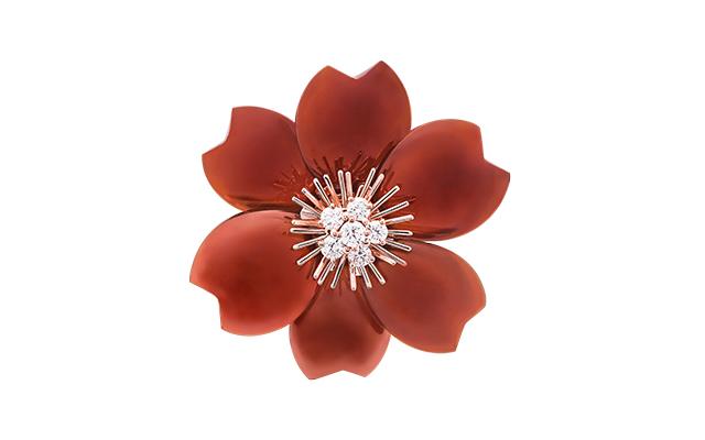 van-cleef-arpels-rose-de-noel-red-clip