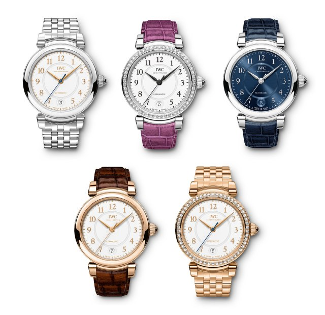 iwc-da-vinci-new-collection