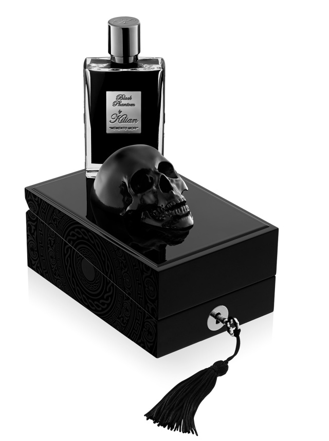 By Kilian Black Phantom bottle and box