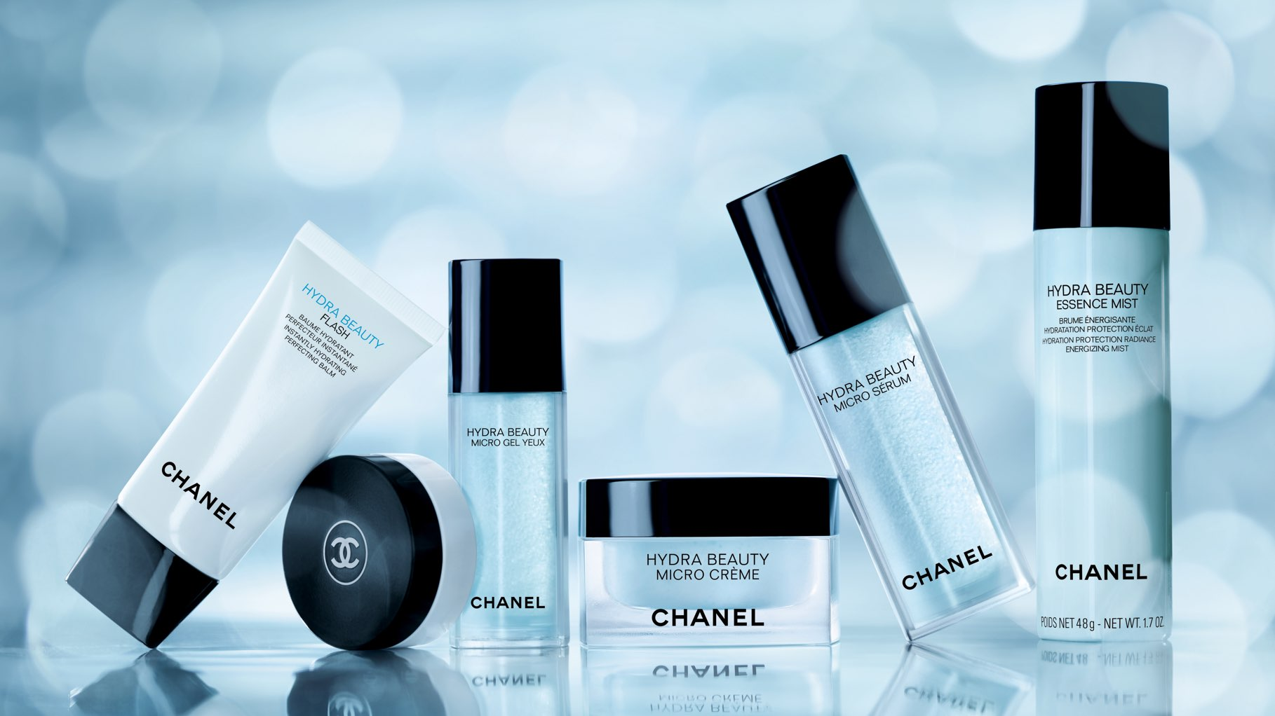 Chanel HydraBeautyMicroCream_Collection