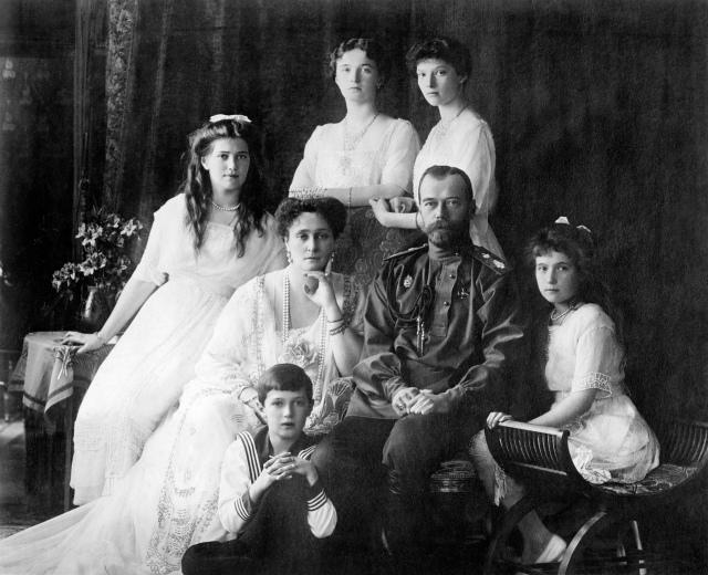 tsar-romanoff-familie