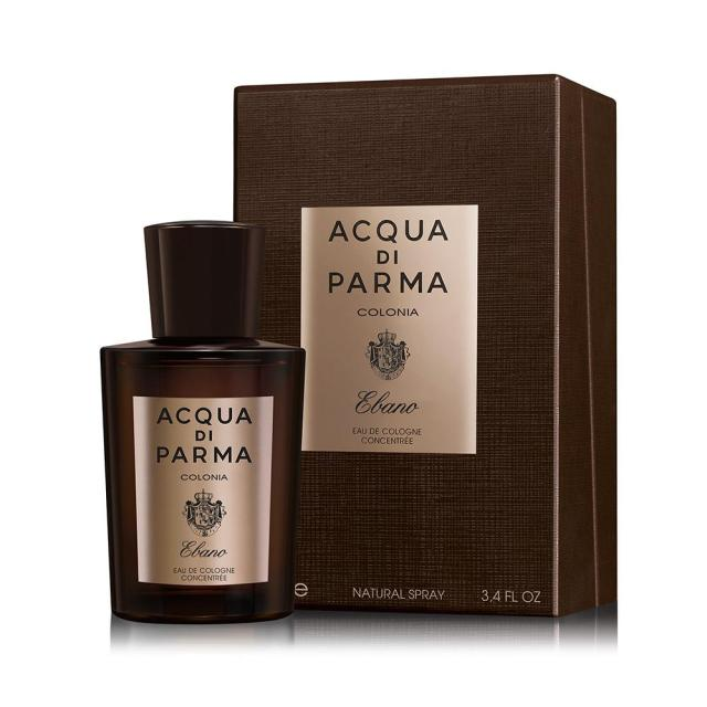 Acqua di Parma Colonia Ebano bottle and box