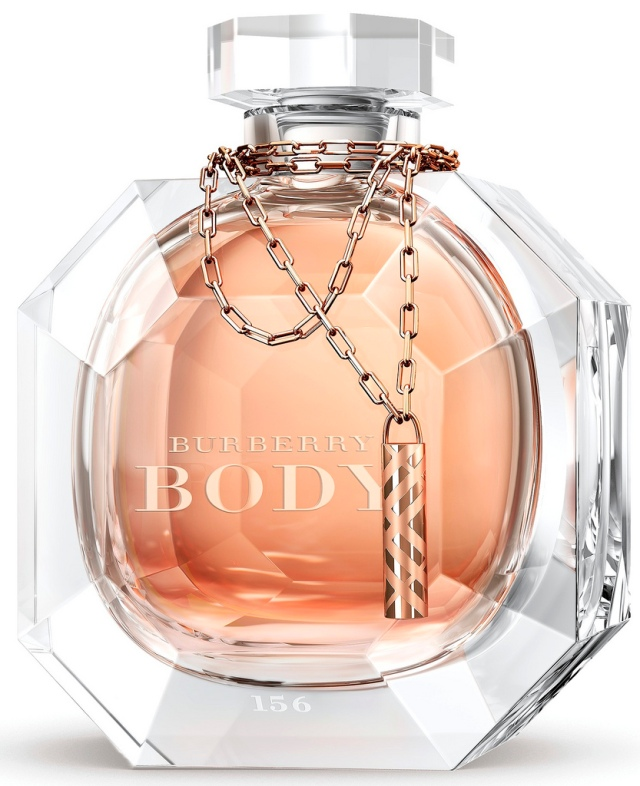 burberry body crystal (baccarat edition) clear