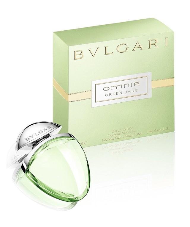 Bvlgari Omnia Green Jade box