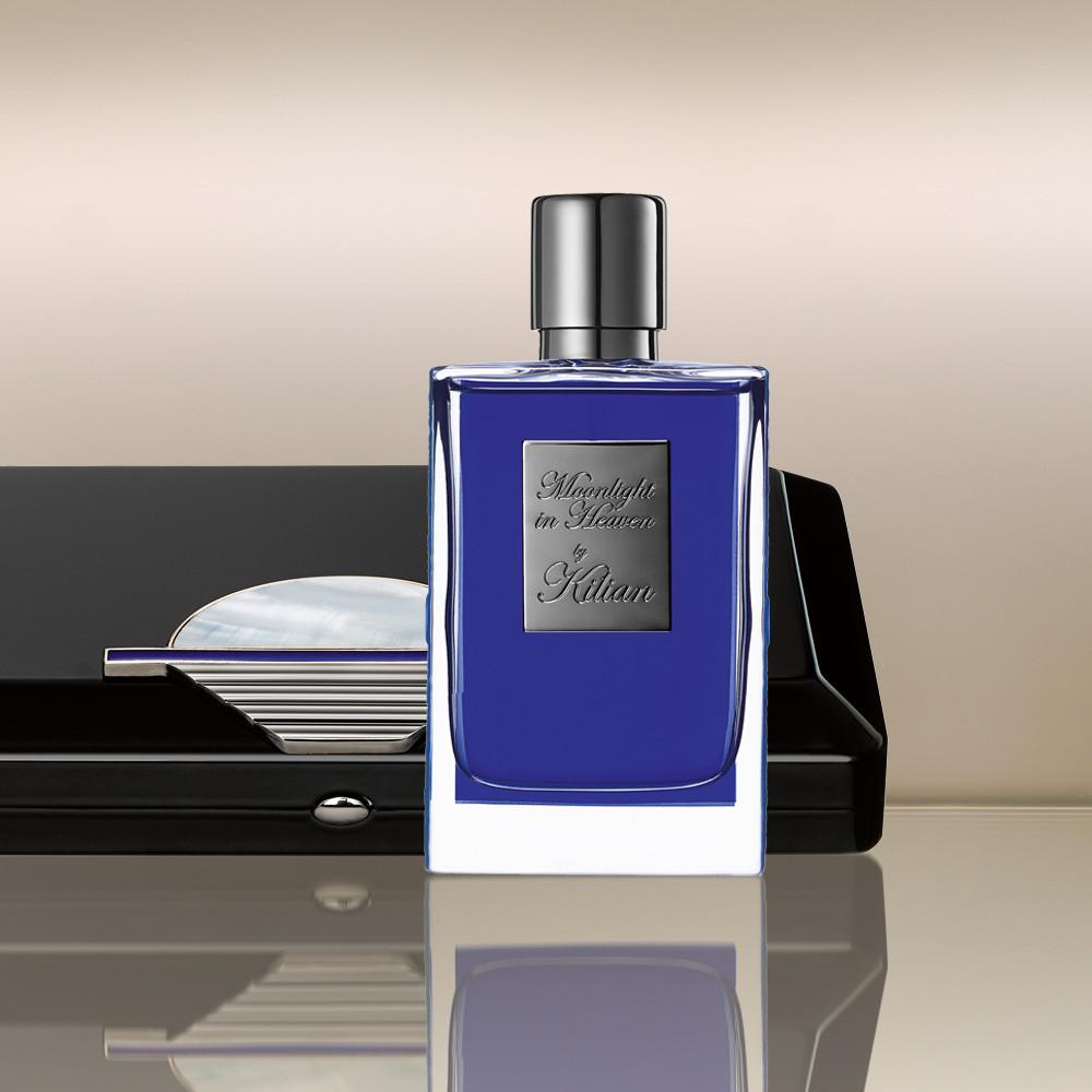 By Kilian Moonlight in Heaven bottle and box
