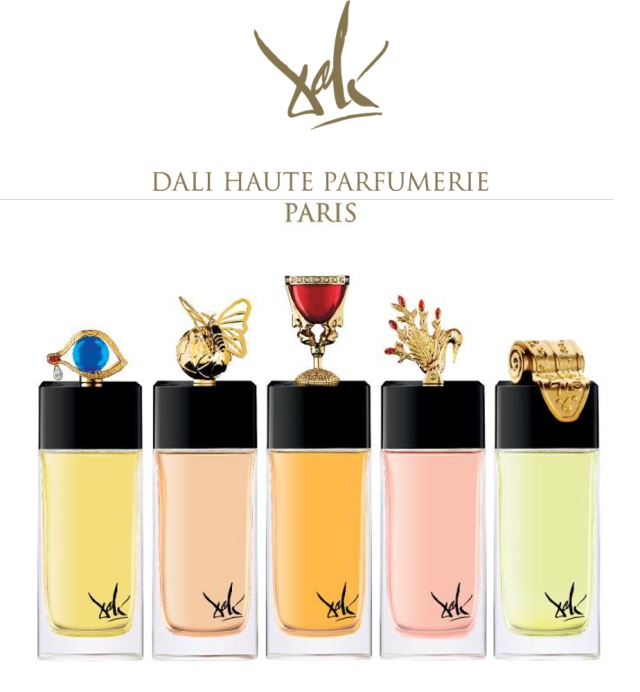 salvador dali dali-haute-parfume-collection