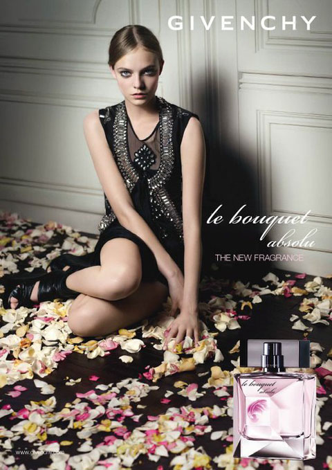 Givenchy Le Bouquet Absolu ad
