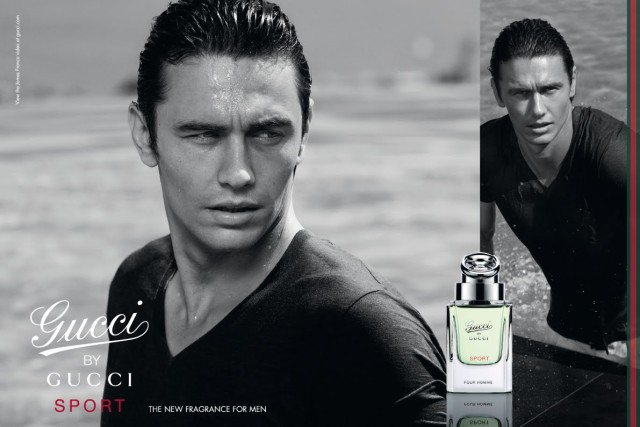 Gucci by Gucci Sport ad James Franco1