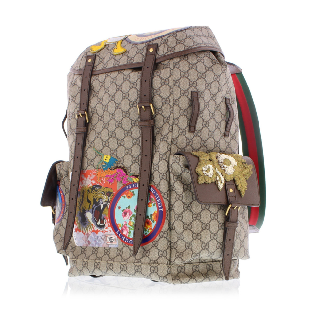 Gucci_s patch backpack2