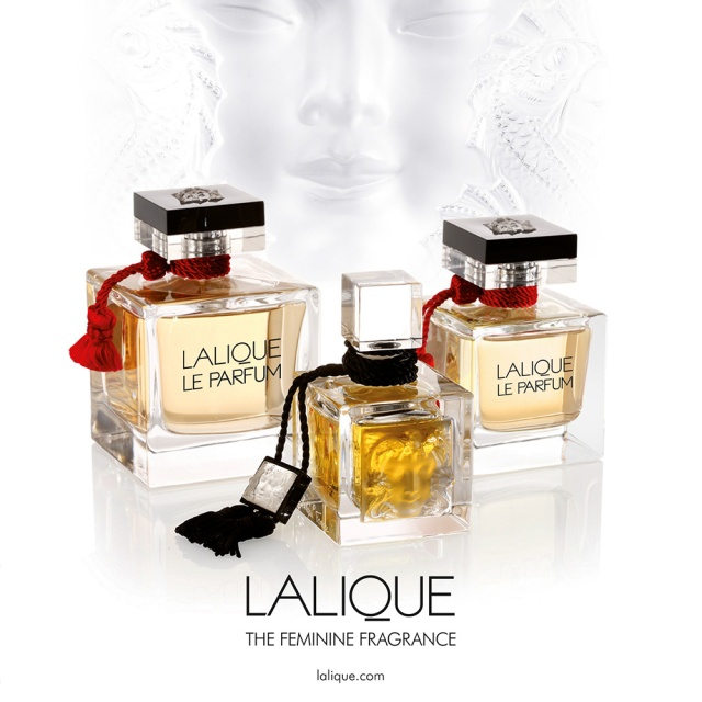 Lalique Le Parfum Masque de Femme