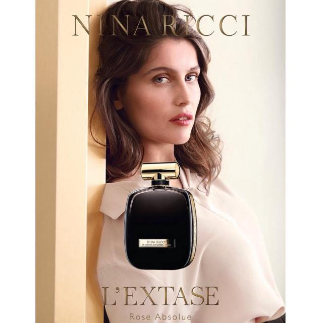 Nina Ricci L'Extase Rose Absolue ad
