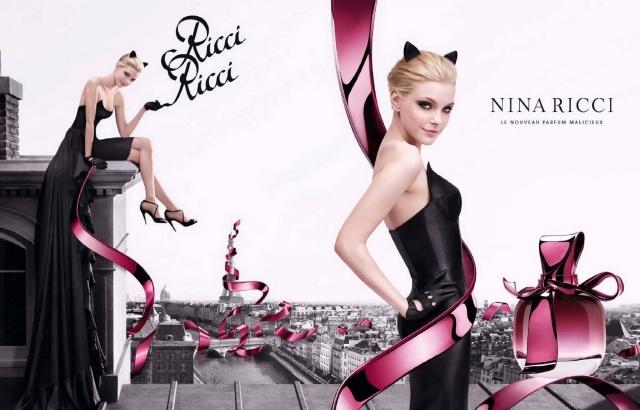 Ricci Ricci Dancing Ribbon by Nina Ricci ad1.jpg