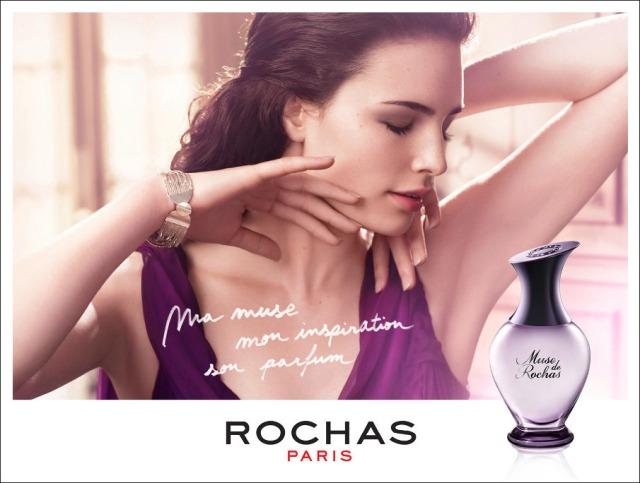 Rochas Muse de Rochas for Women ad