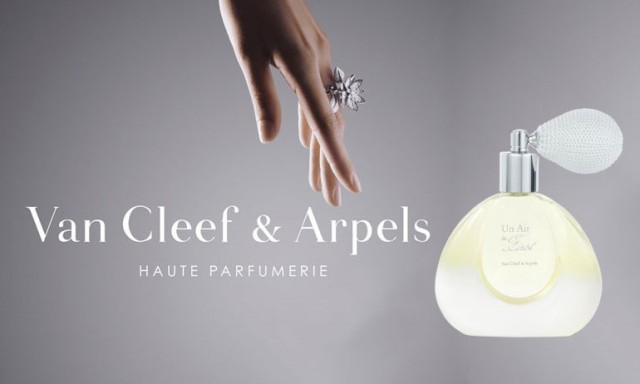 Van Cleef & Arpels Un Air de First ad