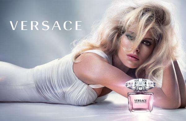 Versace Bright Crystal ad2