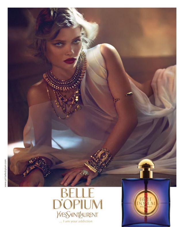 Yves Saint Laurent Belle d'Opium Ads.jpg