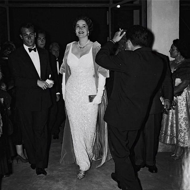 Begum Om Habibeh Aga Khan Cannes Film Festival