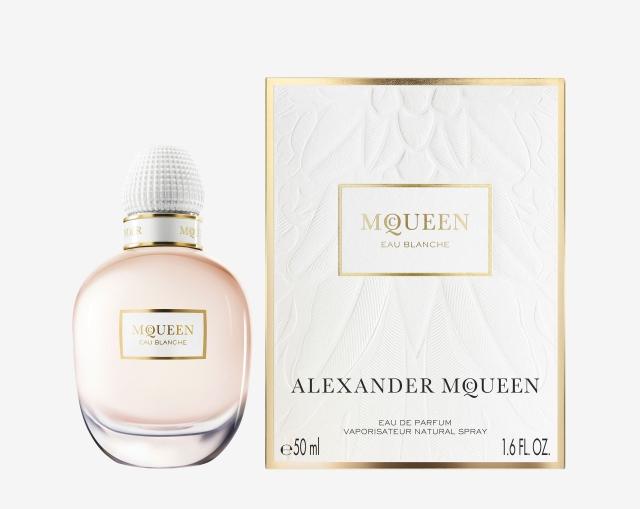 Alexander McQueen, McQueen Eau Blanche Flacon Box