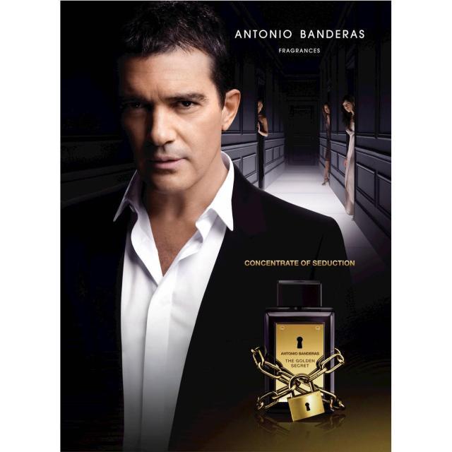 Antonio Banderas The Golden Secret Visual2