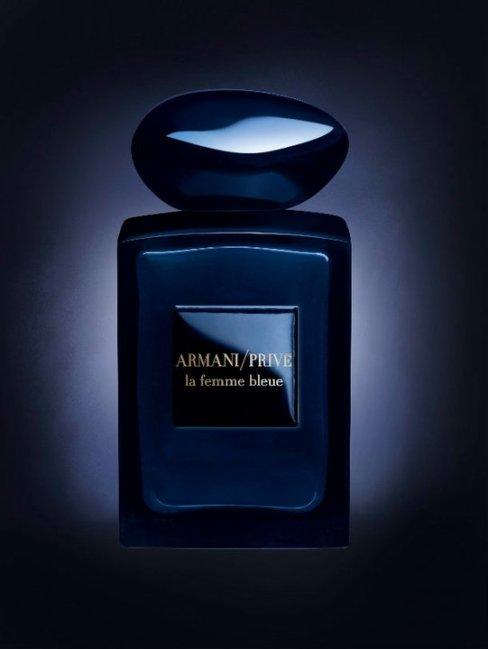 armani privee la femme bleue perfume