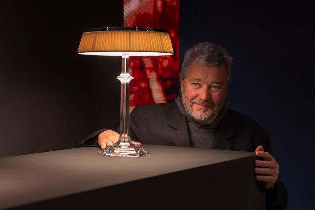 Baccarat Bon Jour Versailles Philip Starck 2