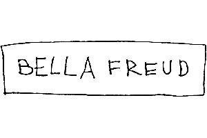 Bella Freud label