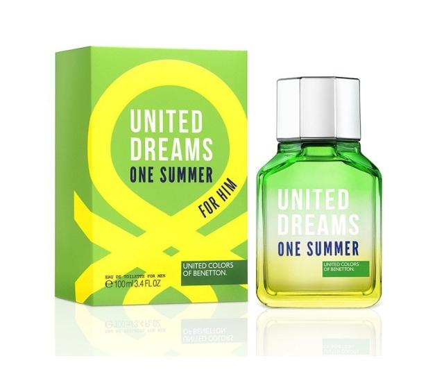 Benetton-One-Summer