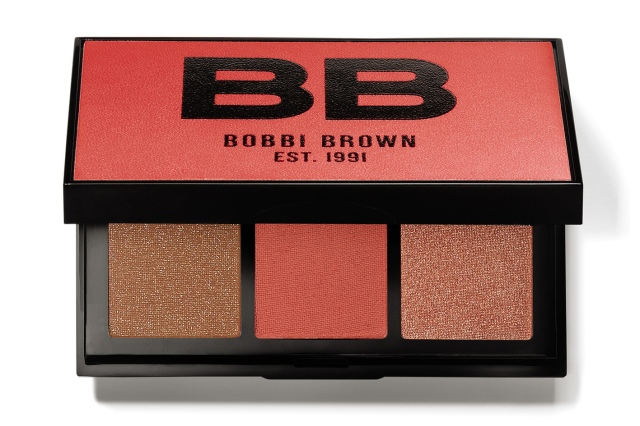 Bobbi Brown Havana-Brights-Peach-Illuminating-Cheek-Palette