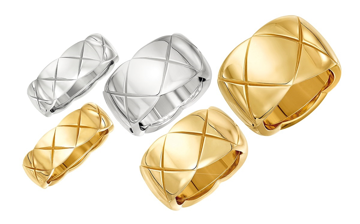 Chanel Coco Crush Jewellery Collection2