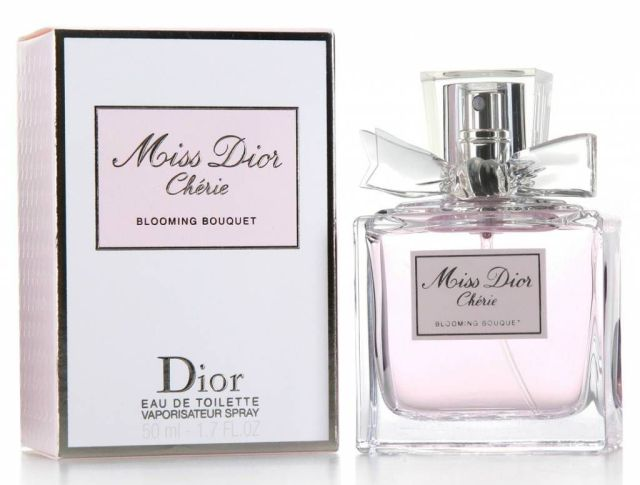 Christian Dior Miss Dior Cherie Blooming Bouquet flacon box