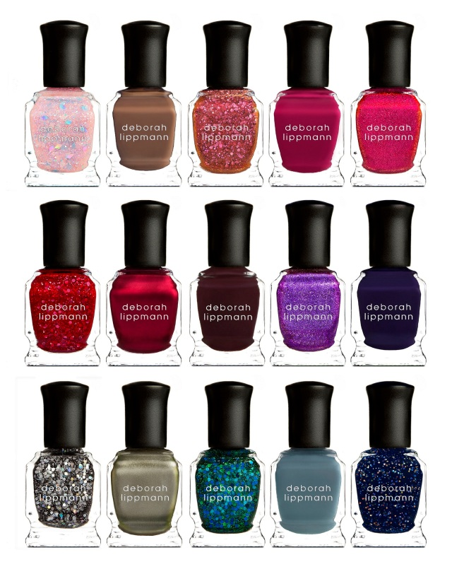 Debrorah Lippmann celebrates 15 years Nail Polish
