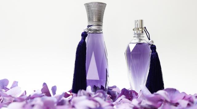 Dita Von Teese FleurTeese bottles