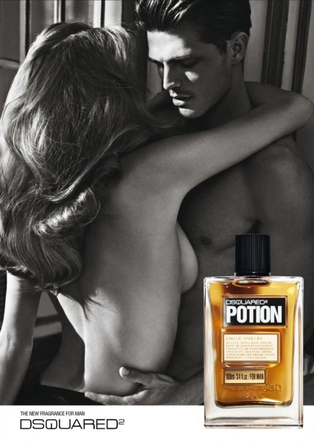 DSquared2 Potion Visual