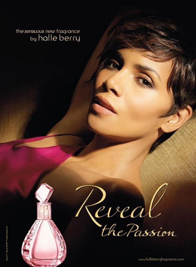 Halle Berry Reveal the Passion