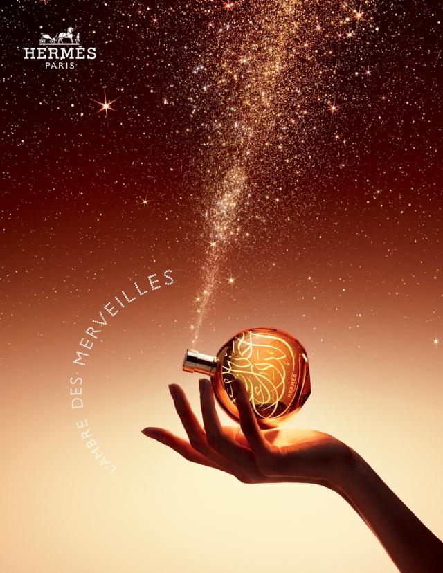 Hermès L'Ambre des Merveilles by Wisam Shawkat visual1.jpg