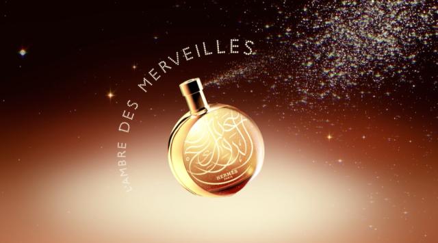 Hermès L'Ambre des Merveilles by Wisam Shawkat visual3.png