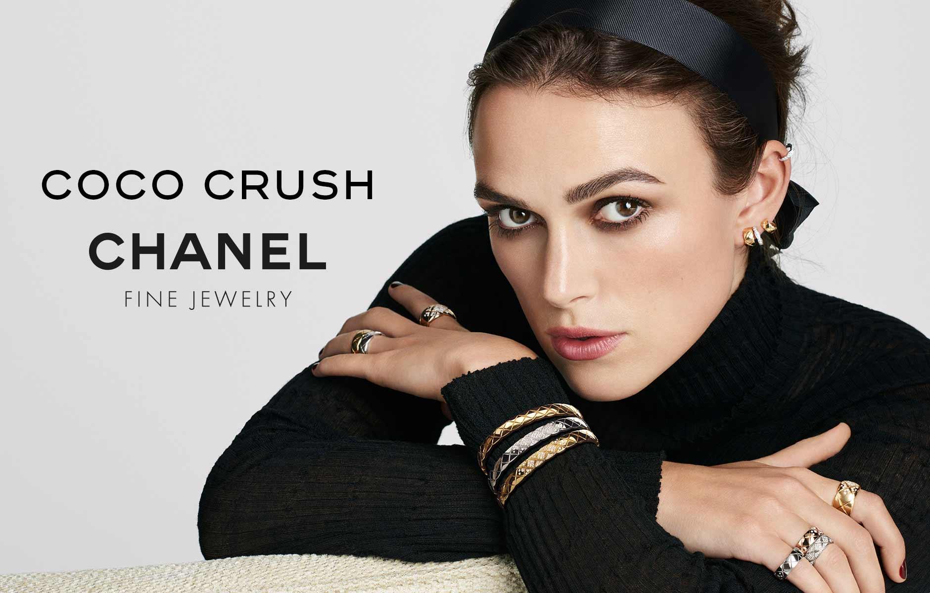 Keira Knightley Chanel Coco Crush