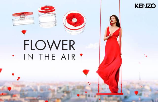 Kenzo Flower In The Air visual3