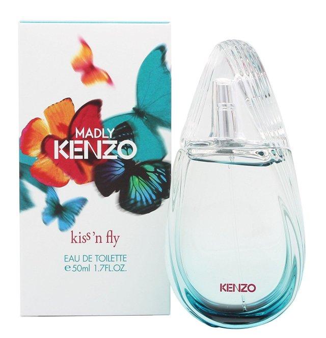 Kenzo Madly Kenzo! Kiss 'n Fly Bottle Box2