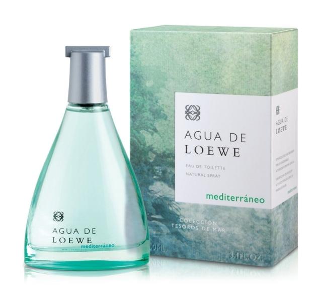 Loewe Agua de Loewe Mediterraneo Flacon Box