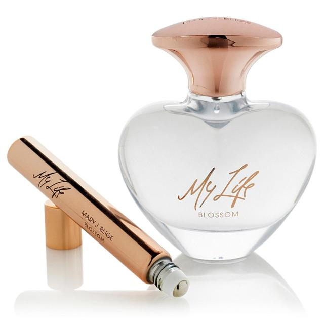 Mary J. Blige My Life Blossom Flacon Rollerball
