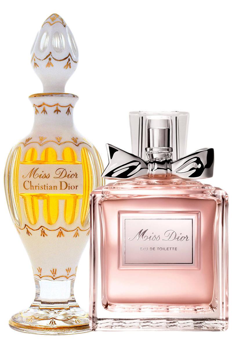 Miss Dior evolution