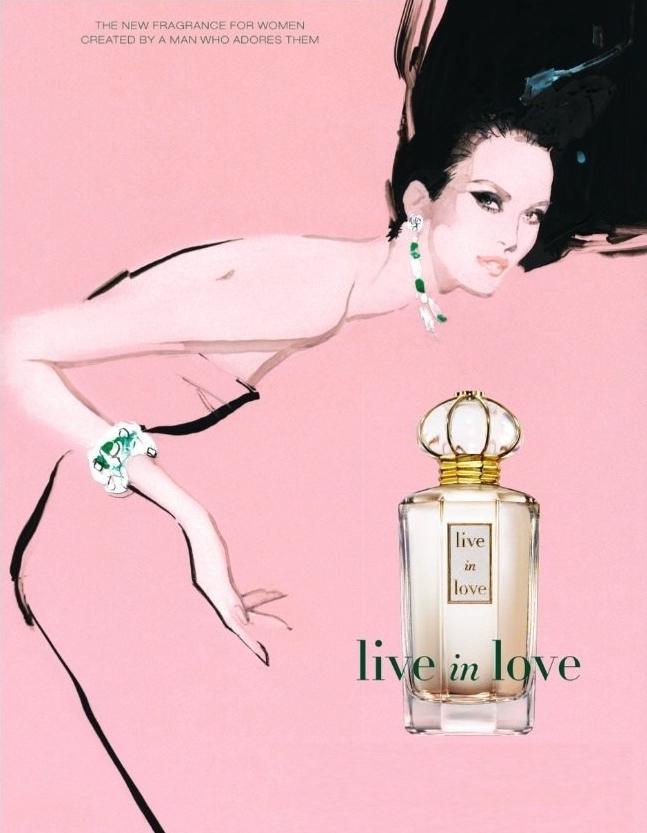 Oscar de la Renta Live In Love Visual