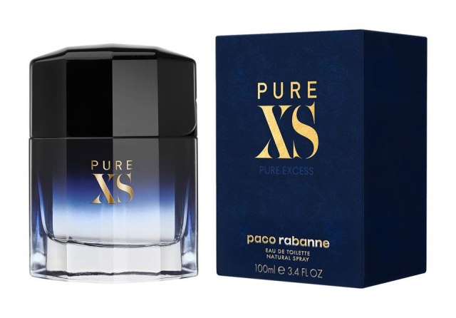 Paco Rabanne Pure XS Bottle + Box