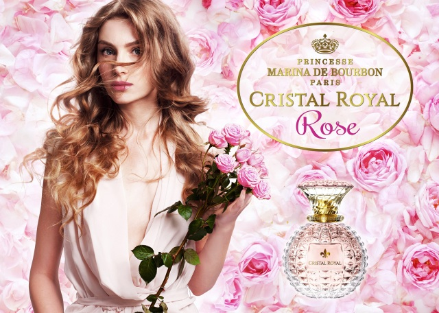 Princesse Marina de Bourbon Cristal Royal Rose Visual 1