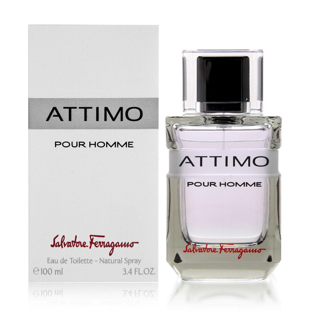 Salvatore Ferragamo Attimo Pour Homme Flacon Box