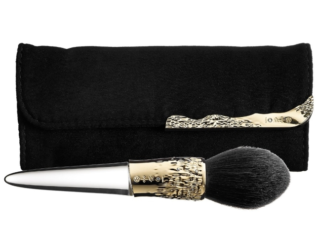 Sephora-Collection-Alexis-Bittar-Liquid-Gold-Beauty-Brush-Travel-Wrap