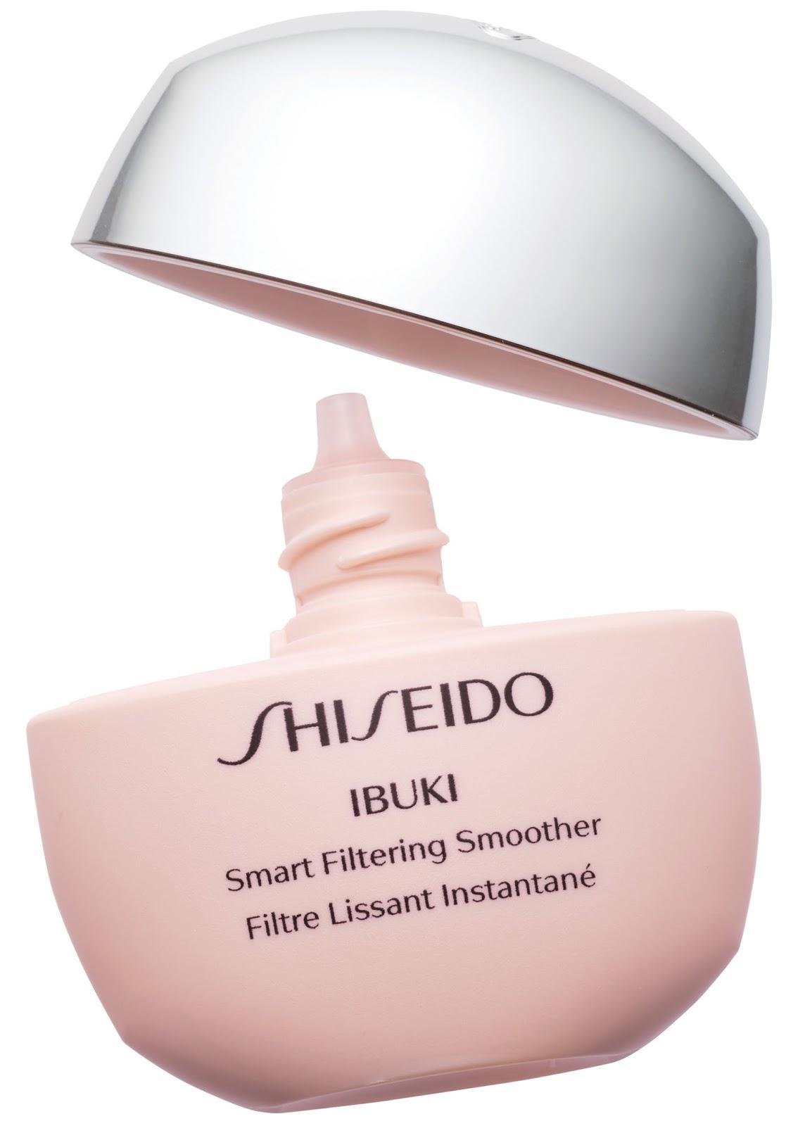 Shiseido Ibuki Smart Filtering Smoother Open