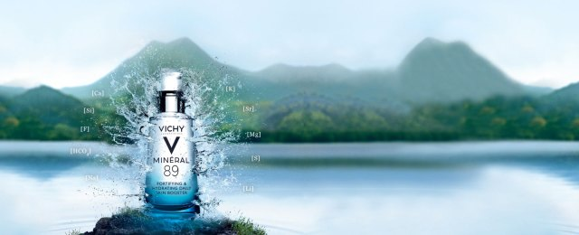Vichy Mineral 89 -Hyaluronic-Acid-Moisturizer-Homepage-Banner-Vichy