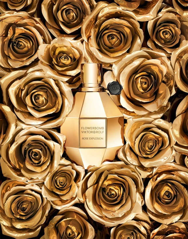 Viktor&Rolf Flowerbomb Rose Explosion flacon gold flowers.jpg